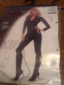 Sleek and sexy jumpsuit costume