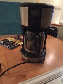 Russel Hobs automated coffee machine