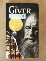 The Giver by Lois Lowry - made into a movie