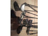 14 golf clubs