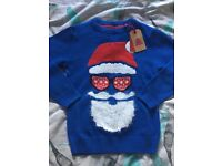 Next Christmas jumper age 7