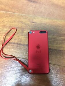 32gb iPod touch 5th gen (product Red)