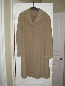 Camel Colour  Coat…..NEW!  Size 15 West Island Greater Montréal image 1