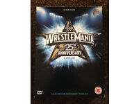WWE DVD's Collection Sutton Hill Telford See Individual Prices