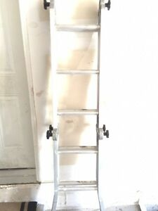 Ladder for sale (Extends 12 feet - Contractor Ladder)