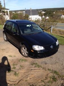 2008 vw golf city