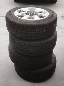 4x General Altimax RT43 Tires 235/60/ R17 102 T- 3 months old