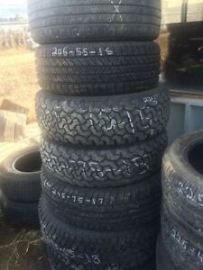Used Tires for Cheap!