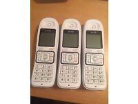 BT7600 nuisance call blocker trio