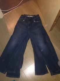 Boys Next jeans age 12 years x 5 pairs