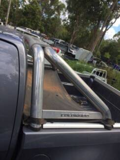 *****2016 Holden Colorado RG, ALLOY ROLLBAR Nerang Gold Coast West Preview