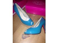 Job lot ladies shoes 6 pairs