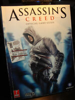 ASSASSIN'S CREED-GUIDE STRATÉGIE/PLAYER'S GUIDE
