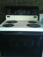 "Electric Stove 30"" GE model for $100 or best offer"