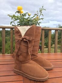 EMU Ladies sheepskin boots