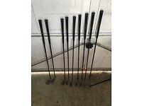 Calloway big Bertha golf clubs