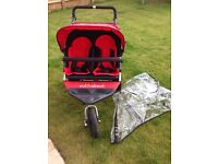 Out n About Nipper double buggy v4