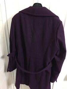 New purple winter jacket from Rickis size XXL only $40 Kitchener / Waterloo Kitchener Area image 3