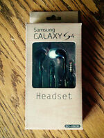Samsung Galaxy S4 Stereo Headphones F/iPhone,Android,BlackBerry