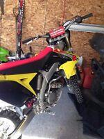 Rmz 250 2012 10h rouler deux rides