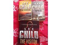 Lee child jack teacher books bundle