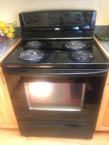 Whirlpool Appliances - 4 matching pieces