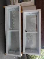 2 Fenêtres coulissantes neuves
