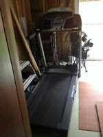 "695LT Treadmill - 55"" deck"