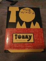 The Who's Tommy the Musical by Pete Townshend (hardcover)