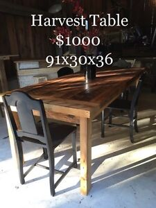 Harvest Table & more reclaimed furniture  London Ontario image 1