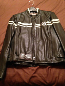 Heavy Motorcycle Jacket - sz XL