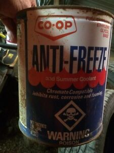 Co-op Antifreeze Gallons Regina Regina Area image 2