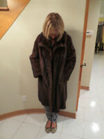 Womens's Mink Coat