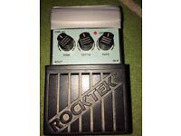 Rocktek Chorus Pedal