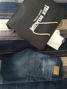 True Religion Geno Relaxed Slim Jeans West Island Greater Montréal image 1