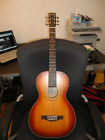S&P Acousti guitar - Like New