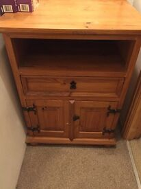 Pine chest of drawers / draw unit
