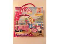 Barbie mega bloks ice cream cart