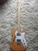 1972 Fender Thinline Telecaster (Mexican)