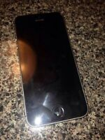 iPhone 5s 16gb locked with bell/virgin