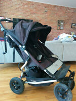 Twin Baby stroller/car seats, cribs, high chairs, etc