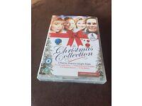 The Christmas collection DVD set