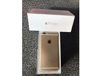 iPhone 6 - 16GB - Unlocked - Gold - Mint