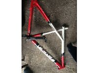 Gt aggressor bike frame