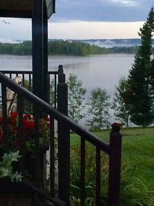 Propriété sur la rivière Outaouais