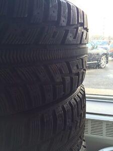 Winter tires 225/50/17 Sarnia Sarnia Area image 4