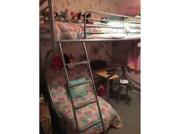 URGENT high sleeper bed