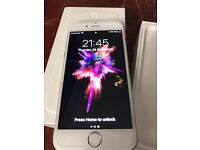 Apple IPhone 6 in Silver 16gb Unlocked