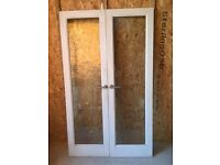 Solid Wood, Double Glazed, French Doors