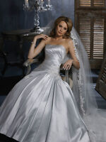 Wedding Gowns - Pink, Silver and Champagne for SALE!